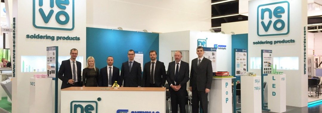 NEVO ATTRACTED SMT FAIR VISITORS