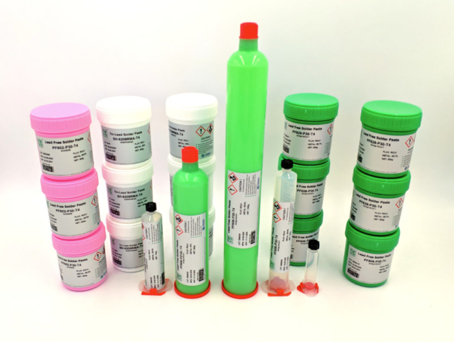 Packages NeVo Solder Paste