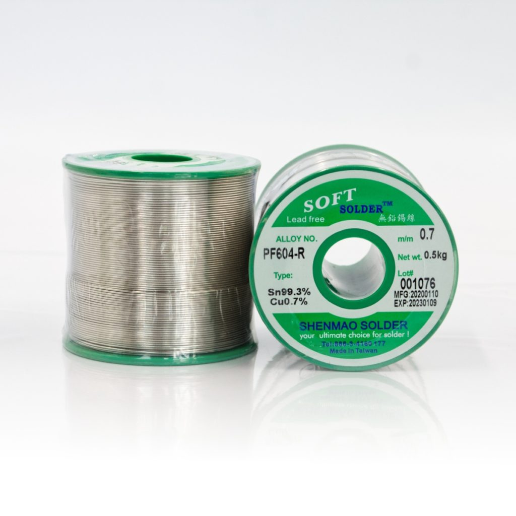 NeVo PF604-R Solder Wire